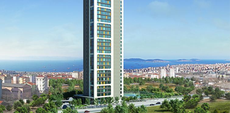Çukurova Tower'de fiyatlar 245 bin TL'den başlıyor