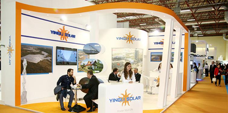Yingli Solar yeni panelleri ile ICCI 2014'te