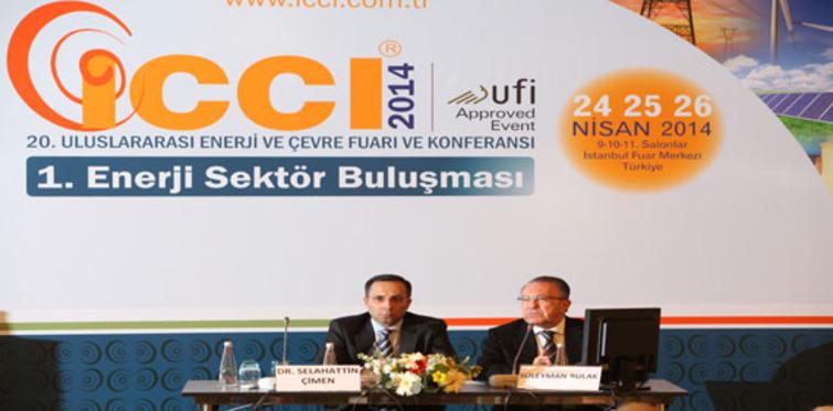 20. Uluslararası Enerji ve Çevre Fuarı ve Konferansı 24 Mart pazartesi başlıyor