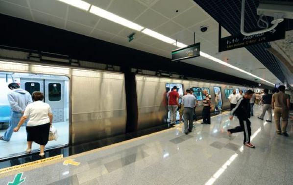 Aksaray - Yenikapı metro uzantısı son durum