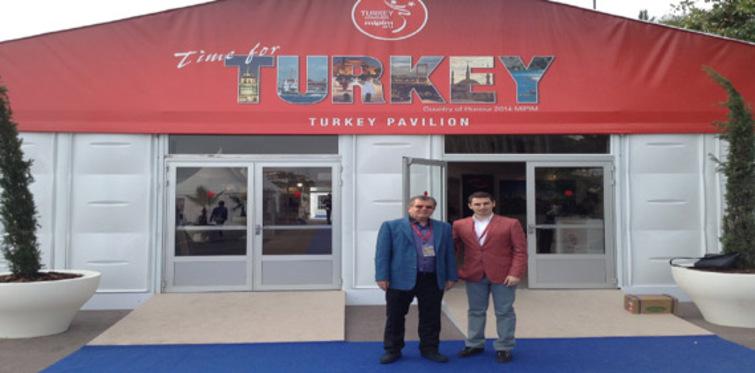 MIPIM'de Türkiyeli inşaat firmalarına teklif yağdı