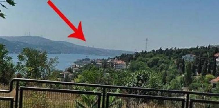 Beşiktaş Bebek'te icradan satılık iki arazi!