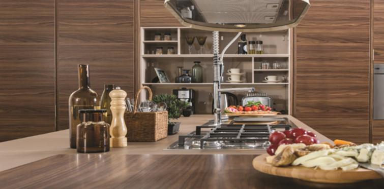 Vanucci Citrino minimalist ev tasarlamaya yardımcı oluyor