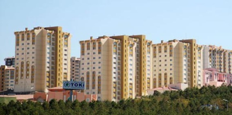 TOKİ Balıkesir konut projeleri 2014!