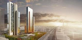 Torun Center projesi Mecidiyeköy'de yükseliyor!
