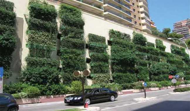 'Konut projelerinde dikey bahçe trendi başlıyor'