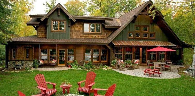 Kim bu evlerde oturmak istemez ki?