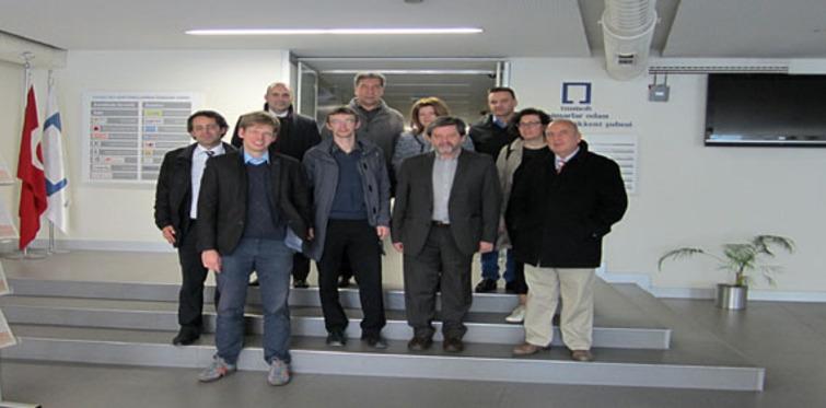 ÇATIDER MULTITEXCO projesinin ev sahibi oldu