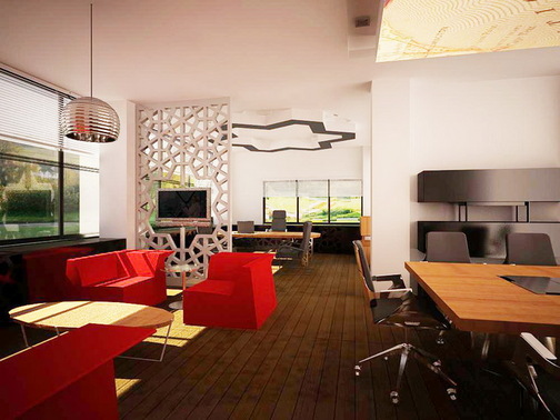 İstanbul ofis projeleri
