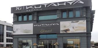 NG Kütahya Seramik İstanbul'da showroom açtı