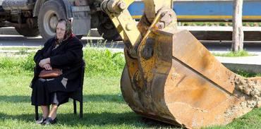 Edirne'de parkın imara açılmasına halk 'dur' dedi