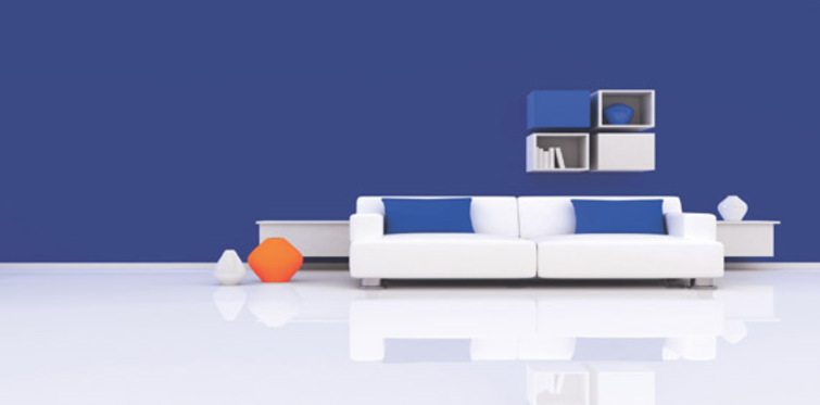 DYO Renk Pınarı evlere baharı getiriyor
