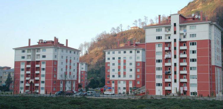 TOKİ'den Trabzon'a 94 konut