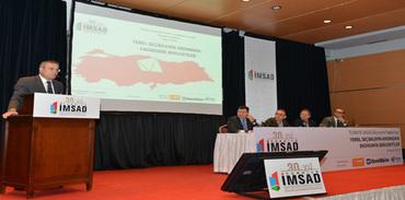 İMSAD 2014 yılı ilk Ekonomi Raporu'nu açıkladı