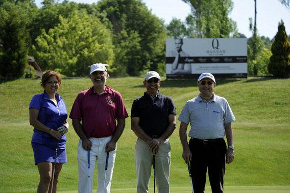 Ünlüler Quasar Golf Cup 2014'te buluşuyor