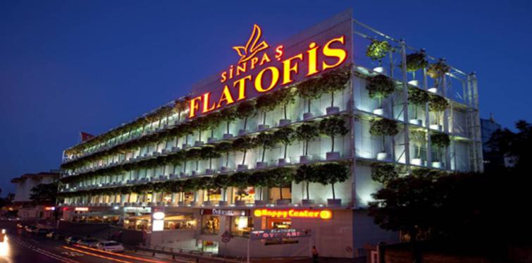 Flat Ofis iş dünyasına ayrıcalıklar sunuyor