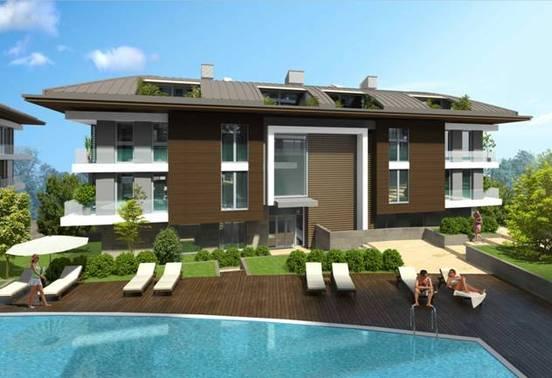 İstinye'ye yeni soluk: Panavia Residence