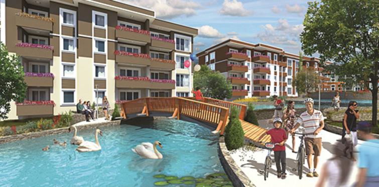 Evimiz Kocaeli'de son etap 10 Nisan'da satışta!