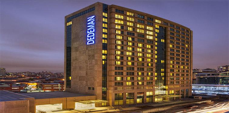 Dedeman'dan Bostancı'ya iki yeni otel