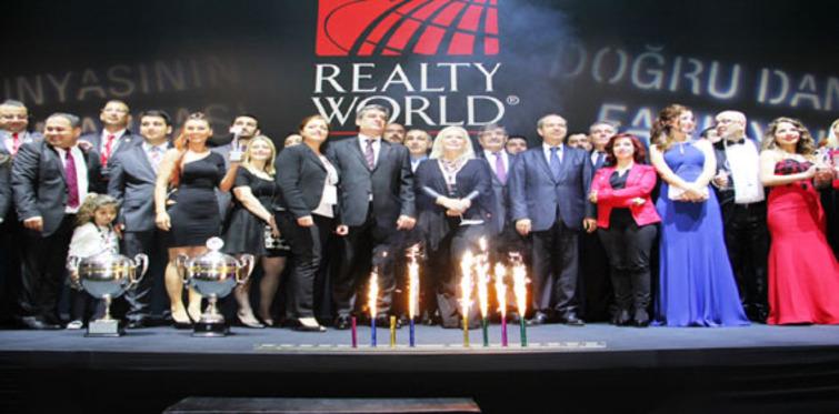 Realty World Türkiye Kupası Ödül Töreni Kıbrıs'ta düzenlendi