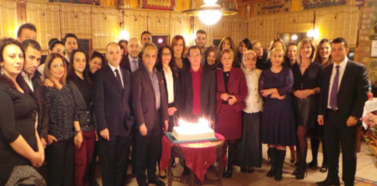 Demir İnşaat 30. yılını kutladı!