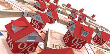 Konut kredisi kullanım oranı ilk çeyrekte yüzde 1,7 arttı