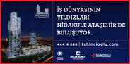 Nidakule Ataşehir'de A+ çalışanlar için A+ ofisler