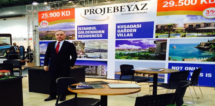 Projebeyaz International Dubai ve Kuveyt'te!