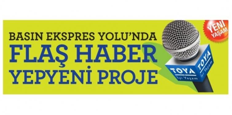 Toya Basınekspres 23 Nisan'da görücüye çıkıyor