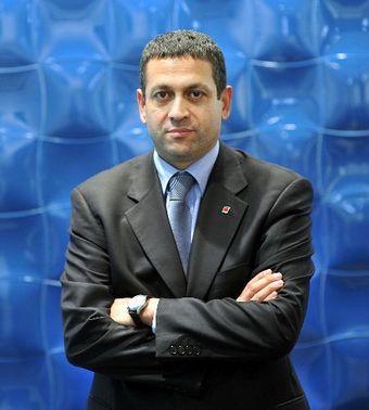 Üç sektörün yeni başkanı Bahadır Kayan oldu