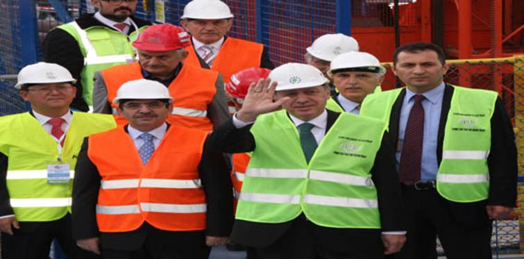 Avrasya Tüneli Projesi kazı çalışmaları başladı!