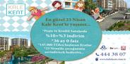 Kalekent 23 Nisan Çocuk Bayramı kampanyası!