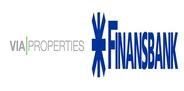 Finansbank Via Properties işbirliği 15 Mayıs'ta resmiyete dökülecek
