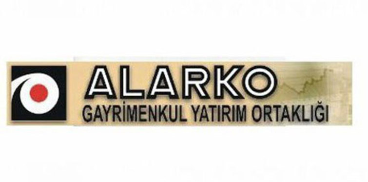 Alarko GYO 2014 yılı faaliyet raporunu açıkladı