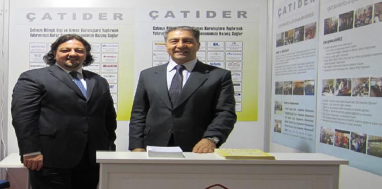 ÇATIDER Turketbuild Fuarı'na katılıyor