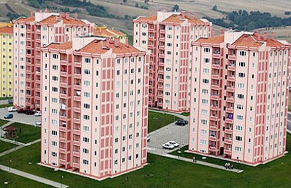 TOKİ Kırıkkale Merkez başvuruları 12 Mayıs'ta