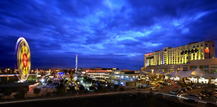 Crown Plaza İstanbul Asia yeşil yıldızlı otel unvanını aldı