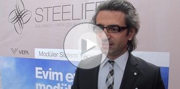 Steelife, Modüler yapı sistemleri bir ilki gerçekleştiriyor