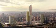 Metropol İstanbul Avrupa'nın en yüksek 10 binası arasına girdi!