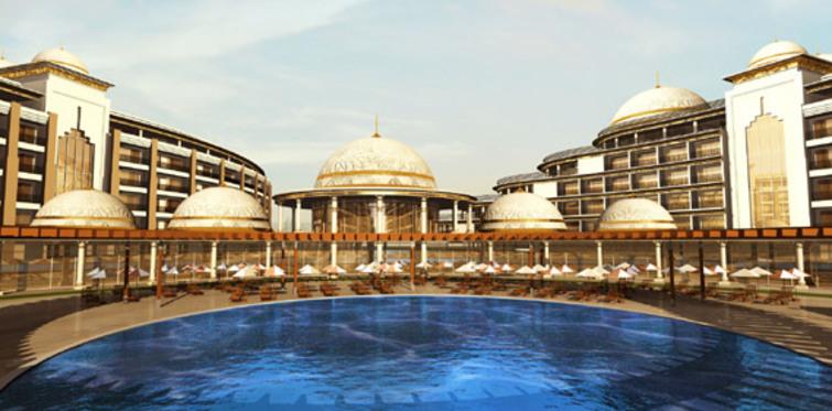 Yalova'ya Marmara'nın en büyük termal yatırımı!