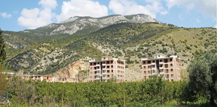 Dünyanın ilk planlı şehrine cezaevi inşa ediliyor