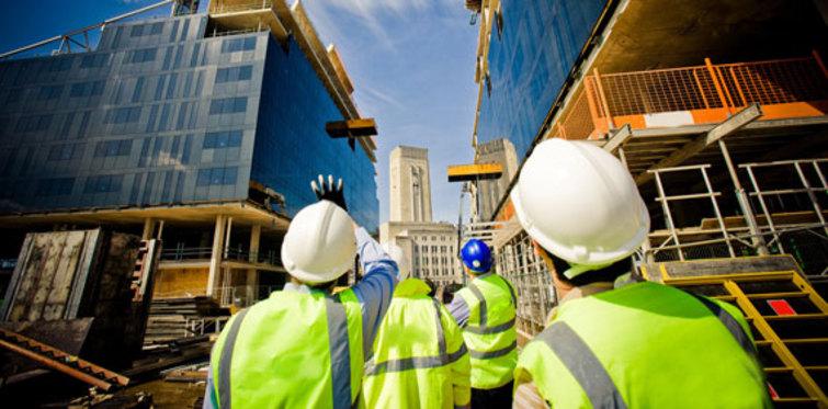 En yüksek istihdam Yapı sektöründe