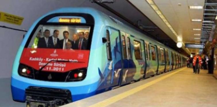 İstanbul'a 3. metro tünelinin temeli 20 Mayıs'ta  atılıyor