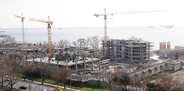 Ataköy inşaat çalışmaları durduruldu!