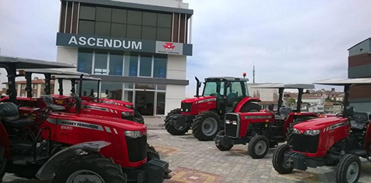 ASCENDUM'dan ortaklık anlaşması