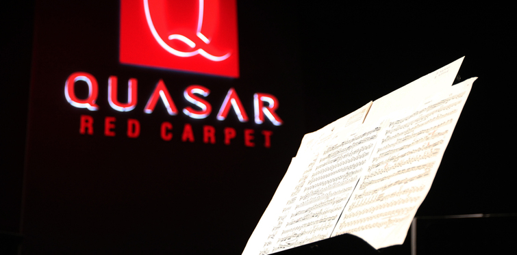 Quasar'da Cem Mansur konseri