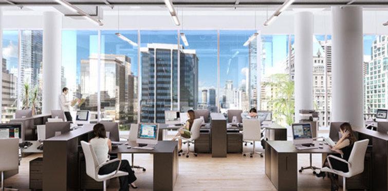 İstanbul'da ofis arzı hızla büyüyor