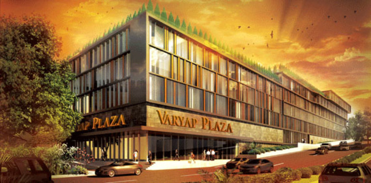 Varyap Plaza teslim tarihi: 30 Haziran!