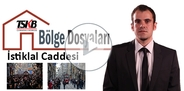 TSKB Gayrimenkul Değerleme ile Bölge Dosyaları: İstiklal Caddesi