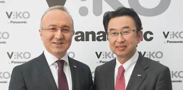 Panasonic Viko ile ortaklık anlaşması imzaladı